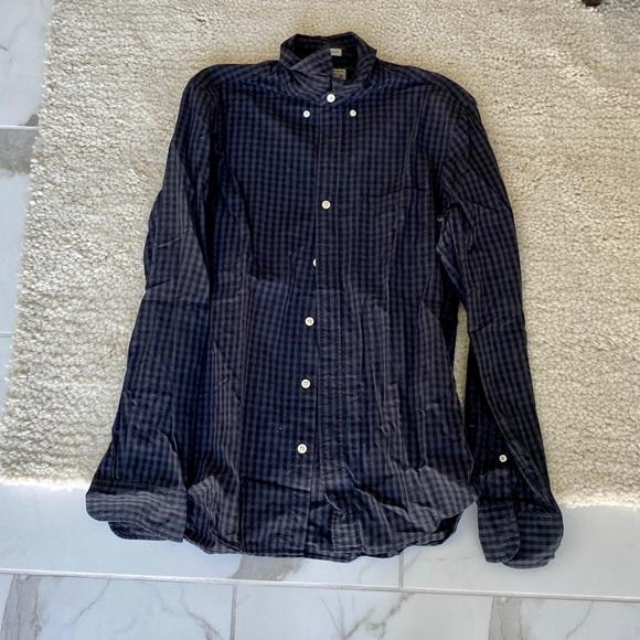 J. Crew Other - Men's JCREW long sleeve button down shirt